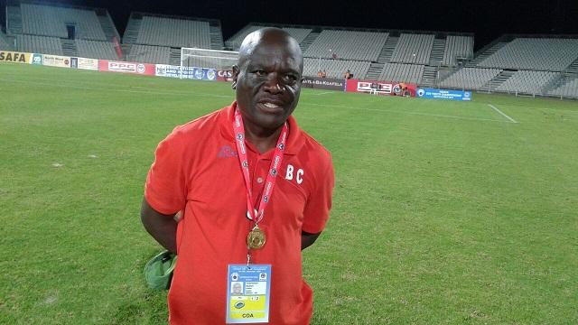 Beston Chambeshi was named Nkana FC coach in April.