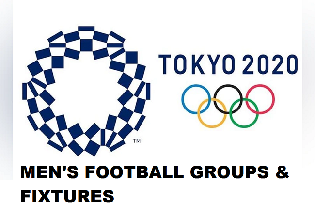 Tokyo 2020 Follow Men S African Football Teams With Full Schedule