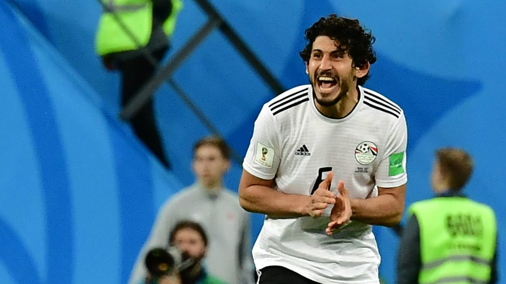 Ahmed Hegazi will be a guide for the young Pharaohs.