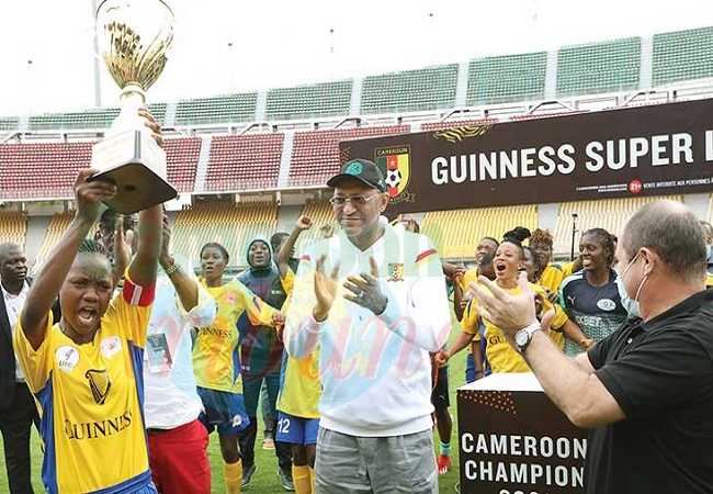 Cameroon : AWA FC Crowned Champions Of Guinness Super ...