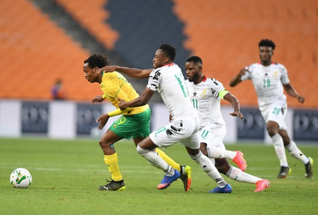 Bafana Bafana have a revenge to take on Ghana Black Stars.