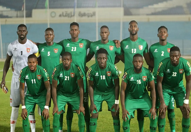 Guinea Bissau Earned Massive 4-2 Victory Against Hosts Sudan In WCQ