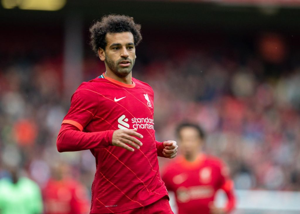 Mohamed Salah is already a Premier League according to Thomas.