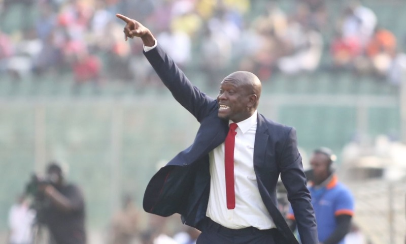 CK Akonnor has been appointed as Black Stars coach in December 2020 in replacement of James Kwesi Appiah.