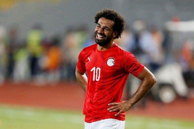Mohamed Salah has been named Egypt's captain in April 2021.