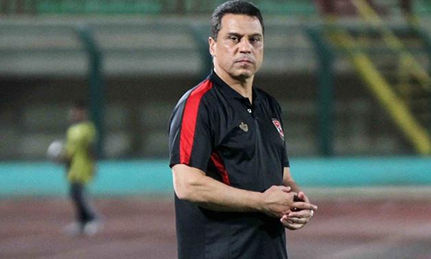Hossam El-Badry never lose a game as Egypt head coach.