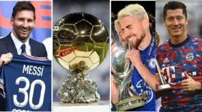 Ballon d'Or 2021 winner