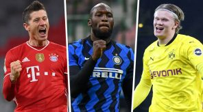 Best strikers in the world