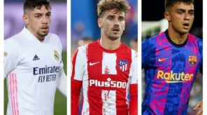 players with the Highest release clauses in La Liga
