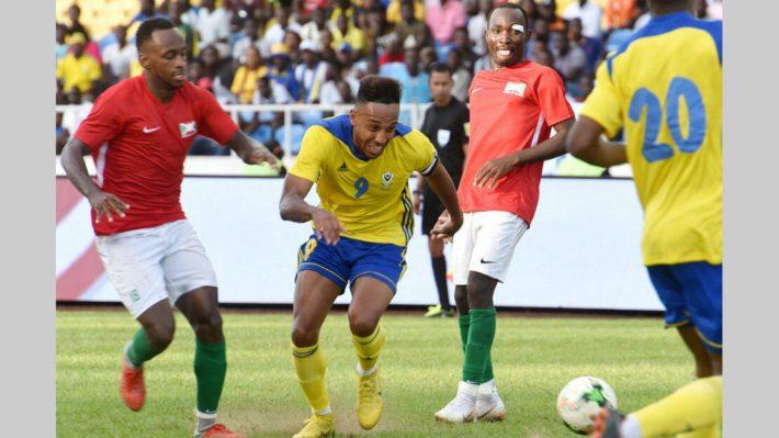 Gabon vs Angola